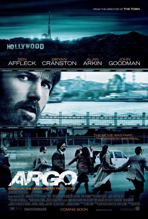 Affleck Argo Poster