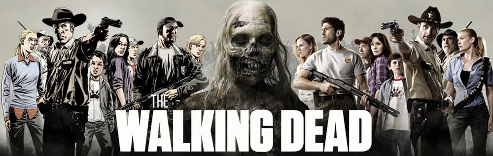 The Walking Dead Roleplay banner